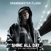 Shine All Day (feat. Q-Tip, JUMZ & Kel Spencer) - EP