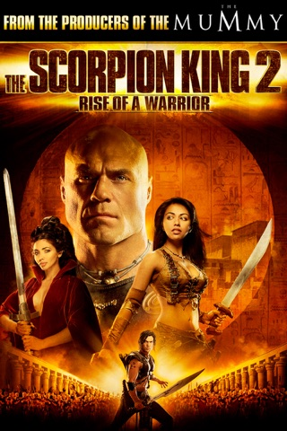 The Scorpion King 2: Rise of a Warrior on iTunes