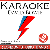 Karaoke David Bowie Greatest Hits