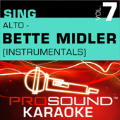 Wind Beneath My Wings (Karaoke Instrumental Track) [In the Style of Bette Midler]