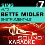 Wind Beneath My Wings (Karaoke Instrumental Track) [In the Style of Bette Midler] - ProSound Karaoke Band - ProSound Karaoke Band