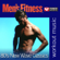 Power Music Workout - Men's Fitness - 80's New Wave Classics: 45 Min Non-Stop Workout (125-127 bpm Perfect for Strength Training, Moderate Paced Walking, Elliptical, Cardio Machines and General Fitness)