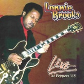 Lonnie Brooks - Can't Hold Out Much Longer