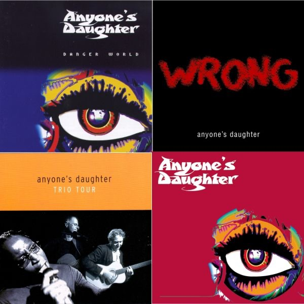 MP3 Songs Online:♫ Danger World - Anyone's Daughter album The Complete Recordings 2001 - 2010. Rock,Music listen to music online free without downloading.