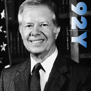 Jimmy Carter At the 92nd Street Y