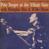 Pete Seeger - Don't You Weep After Me