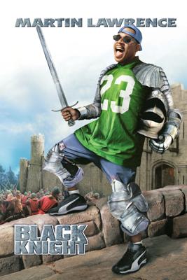 Gil Junger - Black Knight  artwork