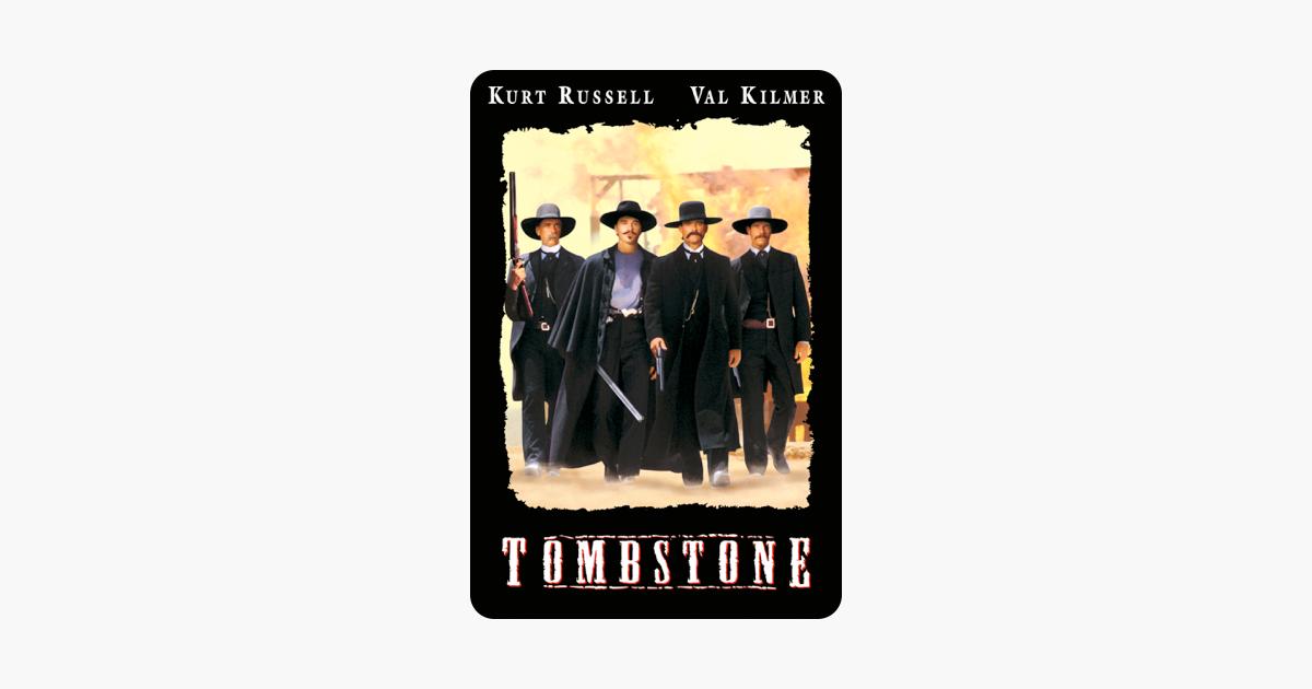 Tombstone on iTunes