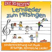 Die 30 besten Lernlieder zum Mitsingen (Erziehung mit Musik! 30 lustige lehrreiche Lieder)