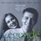 Three Legends for Clarinet and Piano: III. Des Pirinpinp Dusan Sodja & Tatjana Kaucic