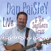 Dan Paisley & The Southern Grass - Footprints in the Snow