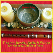 Tibetan Bowls, Bells & Flutes: For Massage, Chakra & Reiki - Massage Tribe - Massage Tribe