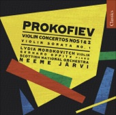 Sergei Prokofiev - Violin Concerto No. 1, Op. 19: II. Scherzo: Vivacissimo