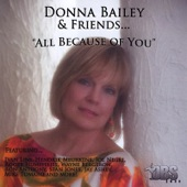 Donna Bailey - All Because of You