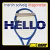 Martin Solveig & Dragonette - Hello ilustración
