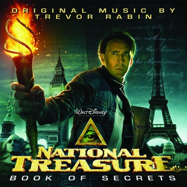 Page 47 national treasure: book of secrets / violin only sheet.