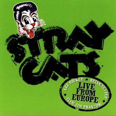 Live from Europe: Hamburg July 13, 2004 - Stray Cats