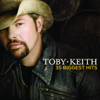 Toby Keith - 35 Biggest Hits  artwork