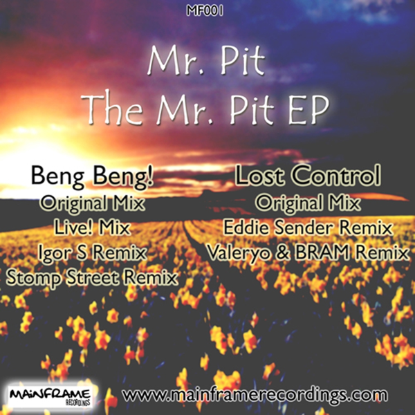 The Mr  Pit - EP by Mr  Pit