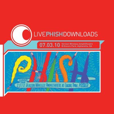 Phish (Live At Verizon Wireless At Encore Park, Alpharetta, GA 7/3/10) - Phish