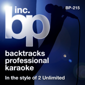 No Limit (Instrumental Track)[Karaoke In the Style of 2 Unlimited]