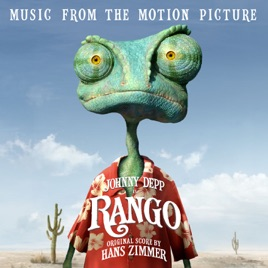Hot Toys - MMSV 05 - Rango: Rango Vinyl Collectible Figure