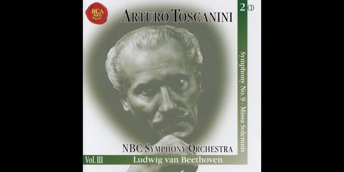 NBC Symphony Orchestra Vol III Symphony No