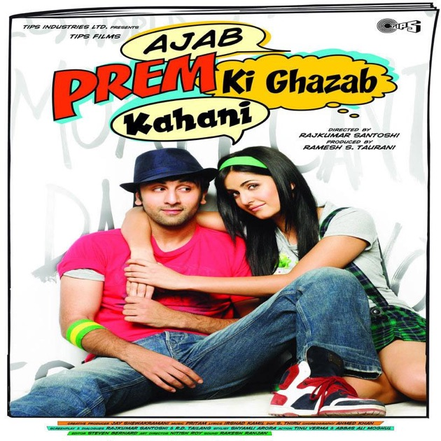Ohh Jaane Jana Mp3 Song New Version: Ajab Prem Ki Ghazab Kahani (Original Motion Picture