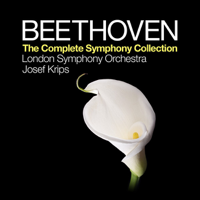 London Symphony Orchestra & Josef Krips - Beethoven: The Complete Symphony Collection artwork
