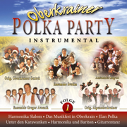 Oberkrainer Polka Party Instrumental, Folge 1 - Various Artists - Various Artists