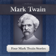 Download Four Mark Twain Stories: Featuring the Notorious Jumping Frog of Calaveras County (Unabridged) Audio Book