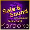 Safe & Sound (Instrumental Version) - High Frequency Karaoke