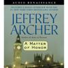 Jeffrey Archer - A Matter of Honor artwork