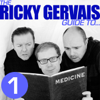 Ricky Gervais, Steve Merchant & Karl Pilkington - The Ricky Gervais Guide to... MEDICINE  artwork