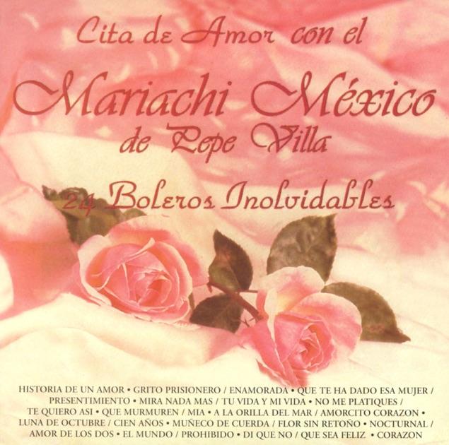 Los Originales - Mariachi Mexico de Pepe Villa de Mariachi Mexico de Pepe  Villa