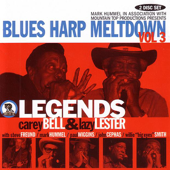 Blues Harp Meltdown: Legends, Vol. 3