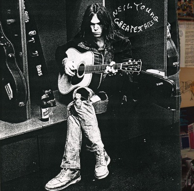 Greatest Hits - Neil Young album
