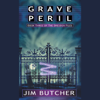Jim Butcher - Grave Peril: The Dresden Files, Book 3 (Unabridged)  artwork