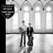 Ben Sollee and Daniel Martin Moore - Something, Somewhere, Sometime