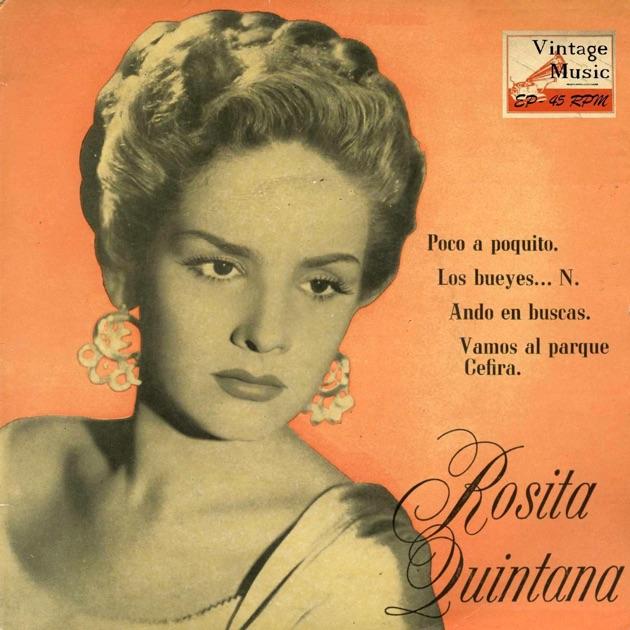 Arrancame La Vida De Rosita Quintana