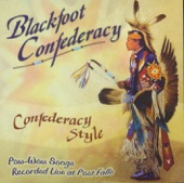 Blackfoot Confederacy - Contest Song