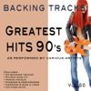 Backing Tracks Minus Vocals - Hot Hot Hot (As originally performed by Arrow) artwork