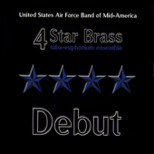 Smooth Operator US Air Force Band Of Mid America 4 Star Brass - US Air Force Band Of Mid America 4 Star Brass