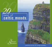 20 Best of Celtic Moods - 101 Strings Orchestra - 101 Strings Orchestra