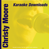 Karaoke Downloads - Christy Moore