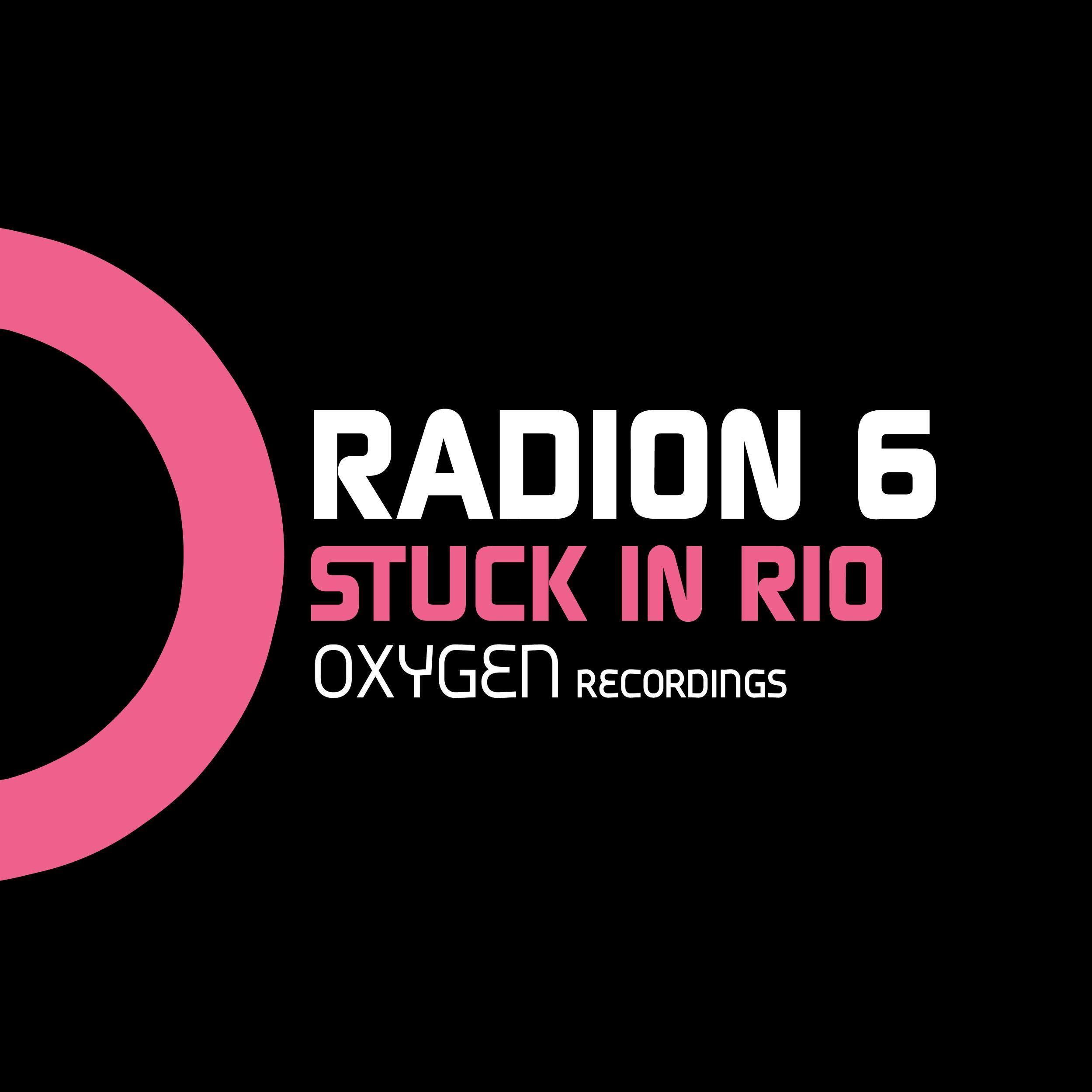 Stuck In Rio - Single