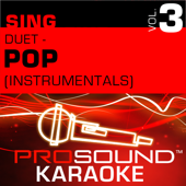 The Prayer In The Style Of Celine Dion & Andrea Bocelli [Karaoke Instrumental Track] ProSound Karaoke Band - ProSound Karaoke Band