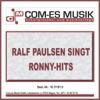 Ralf Paulsen singt Ronny-Hits