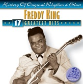 Freddy King - Side Tracked