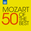 Various Artists - 50 of the Best: Mozart  artwork